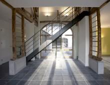 Verbouwing carréboerderij en bierbrouwerij Schinveld: Woning Gambrinus
