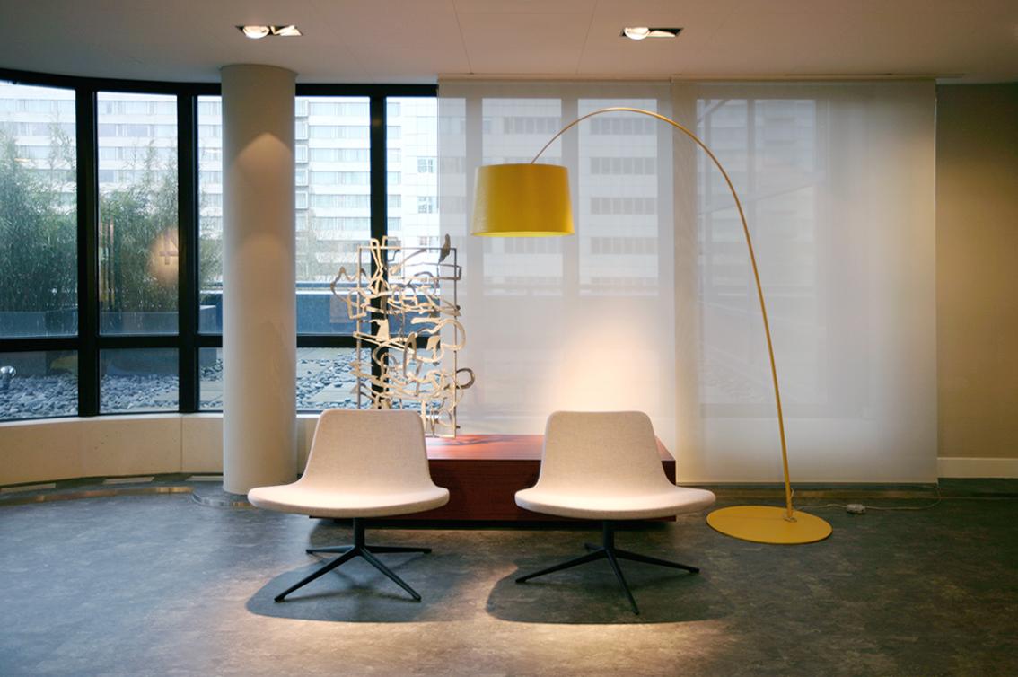 kantoorinterieur, renovatie kantoorruimte, rotterdam, weenahuis, meeder ontwerpers, roos meeder