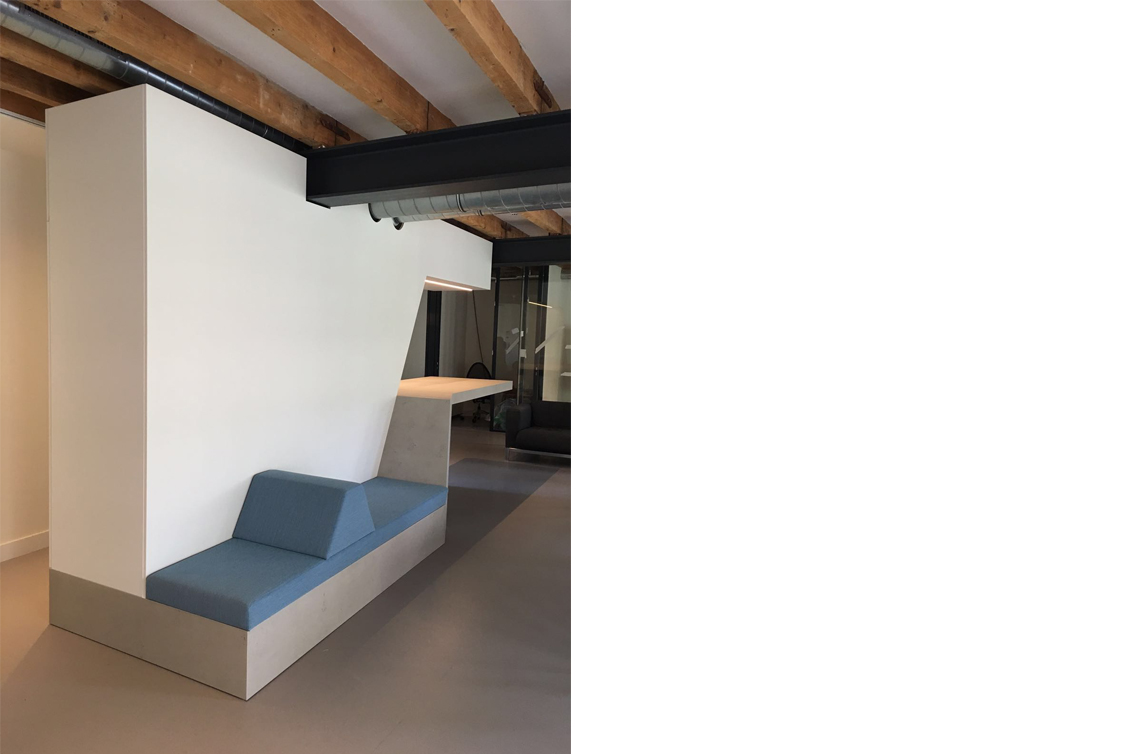 BUX hoofdkantoor, kantoor BUX, kantoorinterieur amsterdam, meeder ontwerpers, roos meeder
